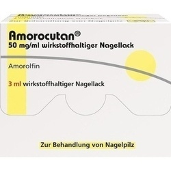 AMOROCUTAN 50MG/ML